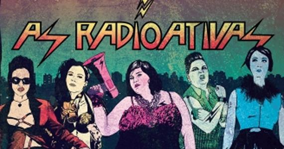 as radioativas