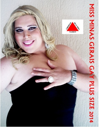 Miss Minas Gerais Gay Plus Size