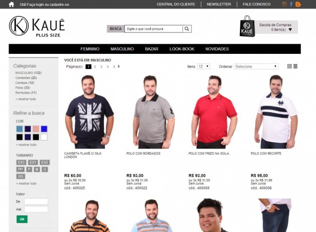 Loja Virtual Plus Size Masculino (2)