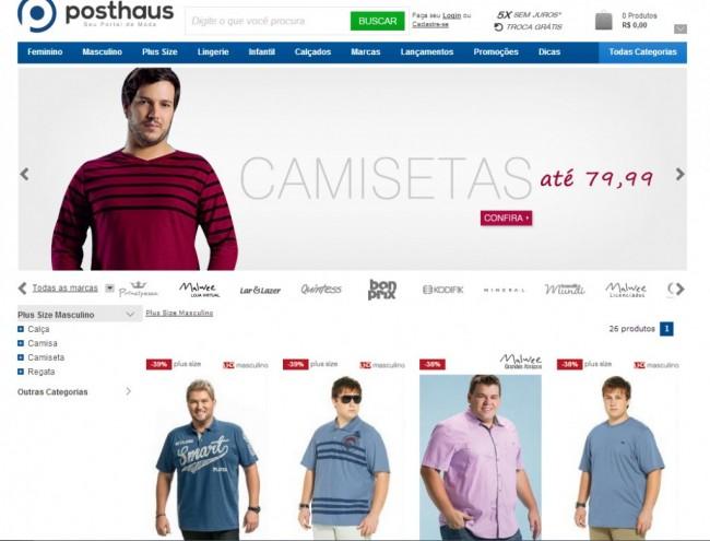 Lojas Virtuais Plus Size Masculino (2)