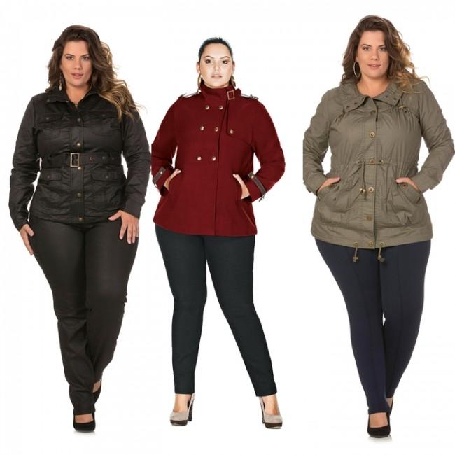 bcc0af364 Casacos Plus Size em Promoção - Lunender Store   Beleza Sem Tamanho