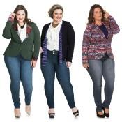 Casacos Plus Size em Promoção – Lunender Store