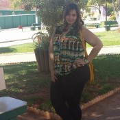 Look Plus Size Grávida – By Candelabro