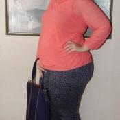 Look Plus Size Grávida Moderninha *___*