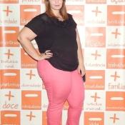 Blusa Plus Size Delicadinha *___*