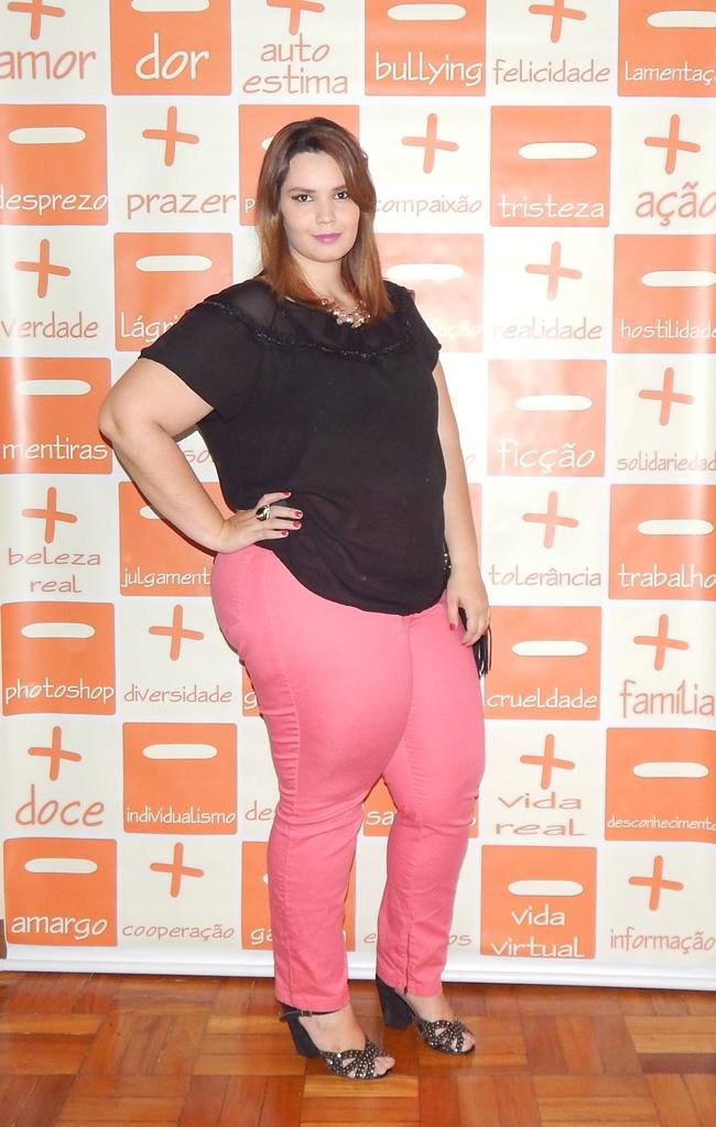 Blusa Plus Size Delicadinha  (1)