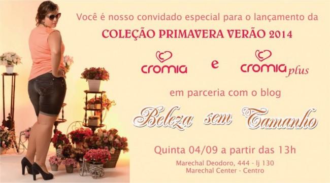 Cromia  Plus Convite
