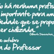 Dia dos professores … é dia também de luta!