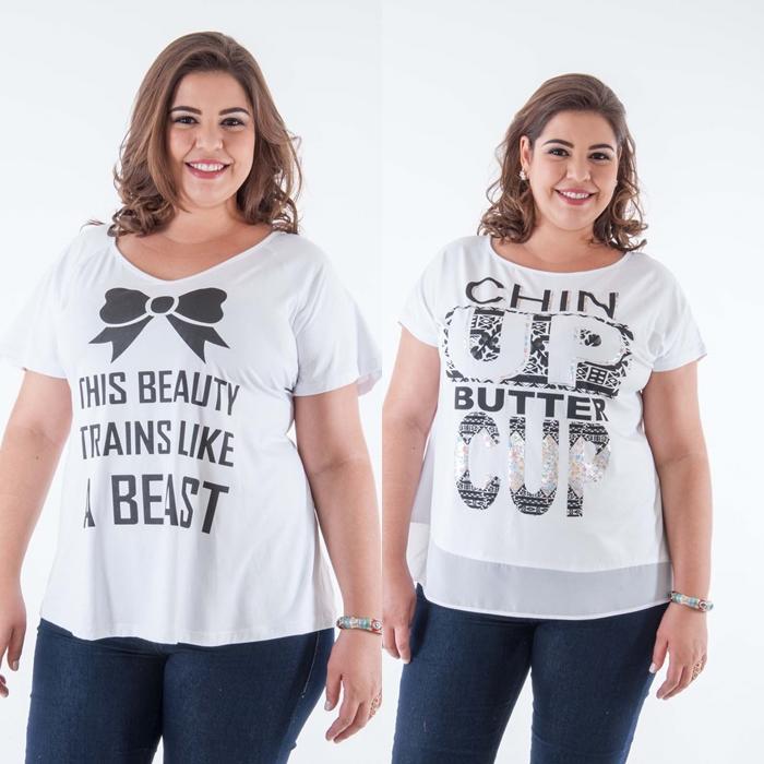 t-shirts plus size candelabro 1