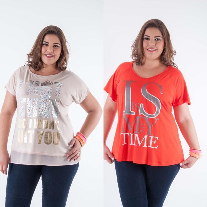 t-shirts plus size candelabro 2