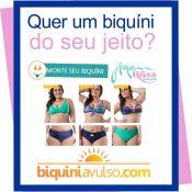 Biquíni Avulso é variedade em moda praia plus size!