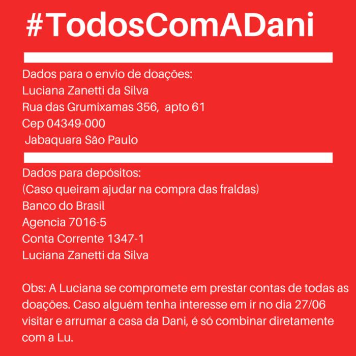 #TodoscomaDani (2)