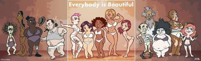 Todo mundo é Lindo