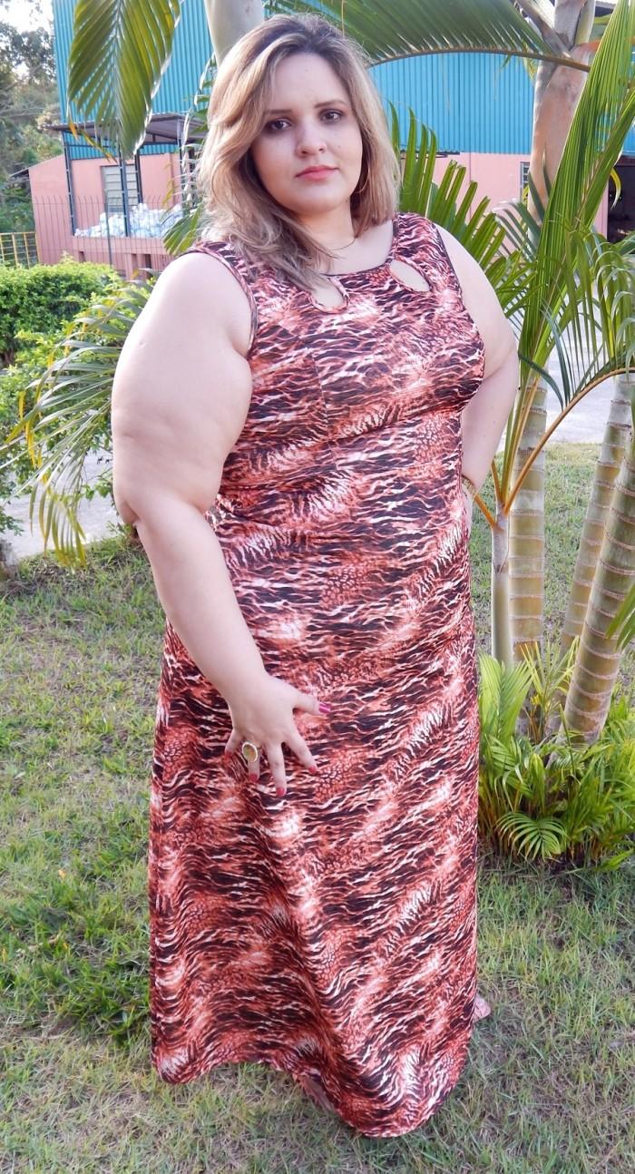 Vestido Longo Plus Size (4)