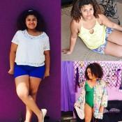 Adolescente Plus Size dá show de autoestima!