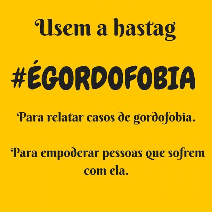 #ÉGordofobia