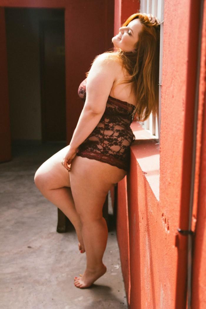 A sensualidade de um corpo real