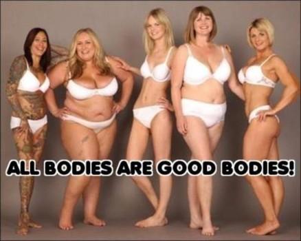 todo corpo é um bom corpo