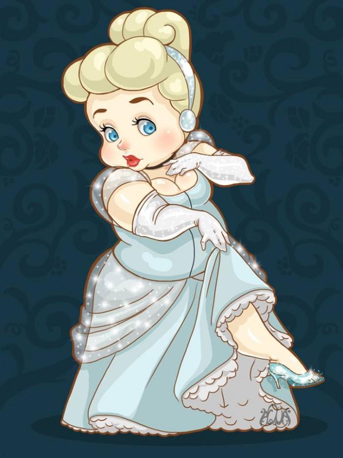 Princesas Gordas (2)