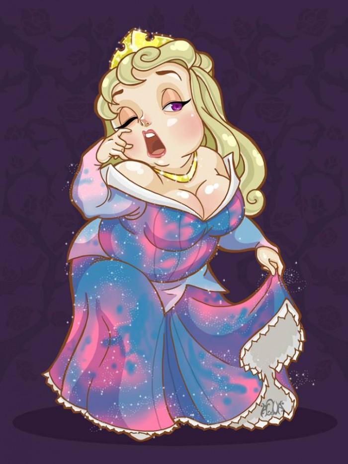 Princesas Gordas (3)