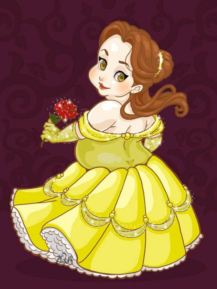 Princesas Gordas (4)