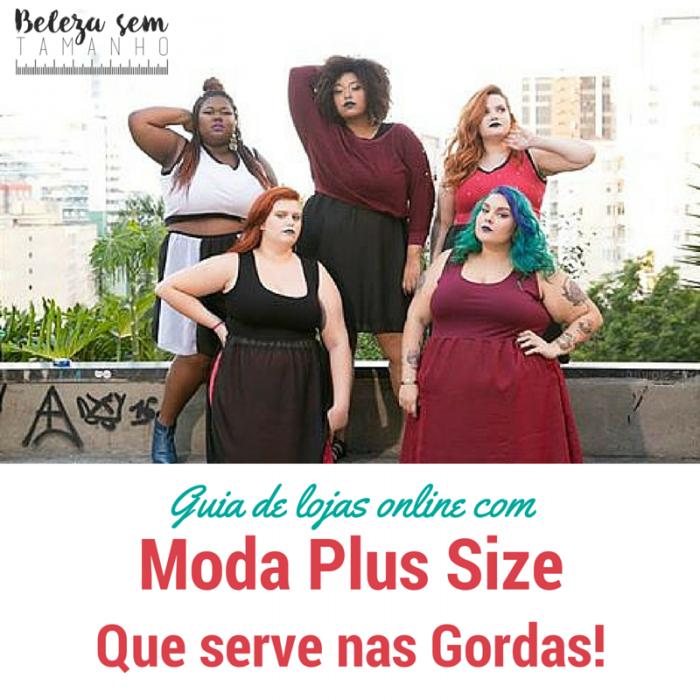 Guia de lojas plus size online com tamanhos 54+