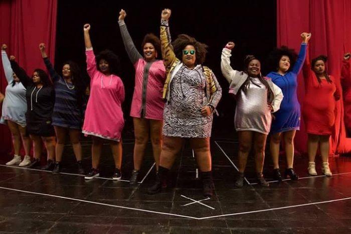 Africa Plus Size fashion Week Brasil Celebra o Dia da Mulher Negra 1
