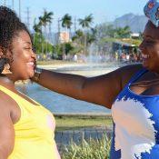 Africa Plus Size fashion Week Brasil Celebra o Dia da Mulher Negra