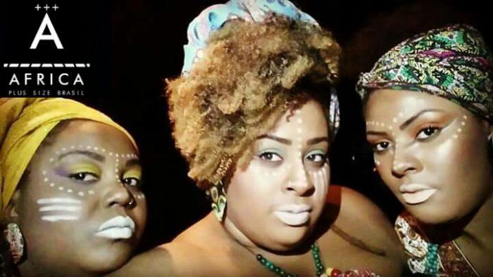 Africa Plus Size fashion Week Brasil Celebra o Dia da Mulher Negra 5