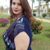 Vestido Plus Size Maravilhoso – LOOK CATIVA
