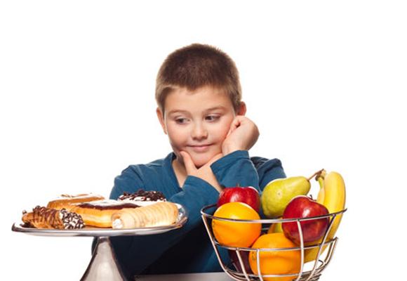 Crianças não deveriam fazer Dietas