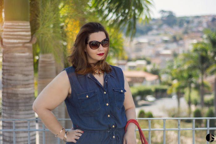 Vestido Jeans vk moda plus size (2)