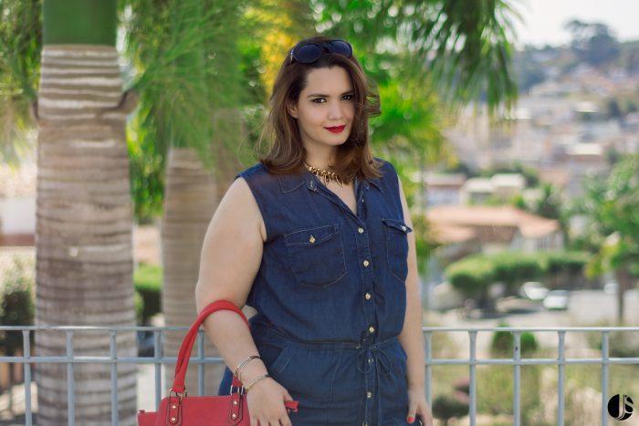 Vestido Jeans vk moda plus size (4)