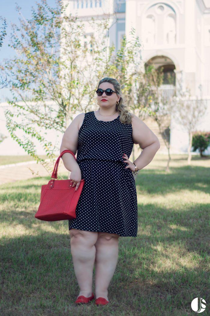 vestido plus size poá (3)