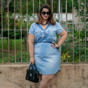 Vestido Jeans – Look Alley Blue