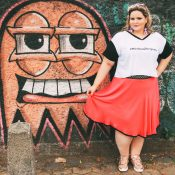 Cropped Plus Size – Look Beauty in Curves