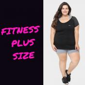 Fitness Plus Size – Fila