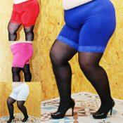 Shorts anti-atrito e muito mais no Clube da Meia Calça