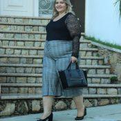 Pantacourt Plus Size – Retornando com os looks