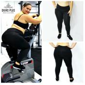 Divas plus investe em coleção Fitness Plus Size