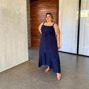 Chic e Elegante – Minhas escolhas Plus Size