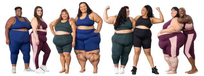 Diversidade REAL de corpos