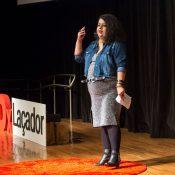 Moda Plus Size e Representatividade Gorda no Tedx Laçador